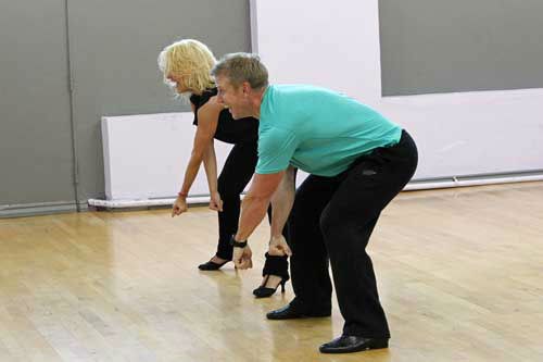 "<div class=""meta image-caption""><div class=""origin-logo origin-image ""><span></span></div><span class=""caption-text"">DANCING WITH THE STARS - REHEARSALS - This season's dynamic lineup of stars  will perform for the first time on live national television with their professional partners during the two-hour season premiere of ""Dancing with the Stars,"" MONDAY, MARCH 18 (8:00-10:01 p.m., ET) on the ABC Television Network. (ABC/Rick Rowell) PETA MURGATROYD, SEAN LOWE (Photo/Rick Rowell)</span></div>"