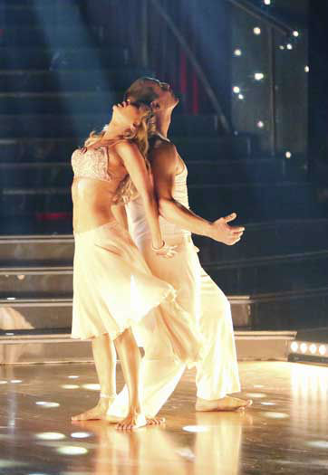DANCING WITH THE STARS - &#34;Episode 1601&#34; -- &#34;Dancing with the Stars&#34; was back with an all-new cast of fresh faces hitting the dance floor. The competition began with the two-hour Season 16 premiere, live, MONDAY, MARCH 18 &#40;8:00-10:01 p.m., ET&#41; on the ABC Television Network.   &#40;ABC&#47;Adam Taylor&#41; KYM JOHNSON, INGO RADEMACHER <span class=meta>(Photo&#47;Adam Taylor)</span>