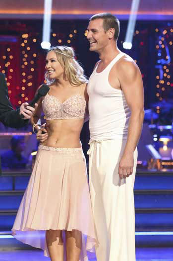 "<div class=""meta image-caption""><div class=""origin-logo origin-image ""><span></span></div><span class=""caption-text"">DANCING WITH THE STARS - ""Episode 1601"" -- ""Dancing with the Stars"" was back with an all-new cast of fresh faces hitting the dance floor. The competition began with the two-hour Season 16 premiere, live, MONDAY, MARCH 18 (8:00-10:01 p.m., ET) on the ABC Television Network.   (ABC/Adam Taylor) KYM JOHNSON, INGO RADEMACHER (ABC Photo/ Adam Taylor)</span></div>"