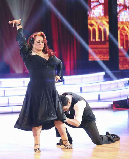 DANCING WITH THE STARS - &#34;Episode 1601&#34; -- &#34;Dancing with the Stars&#34; was back with an all-new cast of fresh faces hitting the dance floor. The competition began with the two-hour Season 16 premiere, live, MONDAY, MARCH 18 &#40;8:00-10:01 p.m., ET&#41; on the ABC Television Network.   &#40;ABC&#47;Adam Taylor&#41; WYNONNA JUDD, TONY DOVOLANI <span class=meta>(Photo&#47;Adam Taylor)</span>