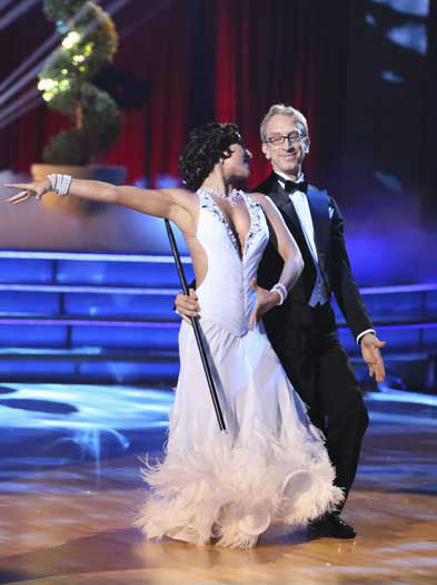 "<div class=""meta ""><span class=""caption-text "">DANCING WITH THE STARS - ""Episode 1601"" -- ""Dancing with the Stars"" was back with an all-new cast of fresh faces hitting the dance floor. The competition began with the two-hour Season 16 premiere, live, MONDAY, MARCH 18 (8:00-10:01 p.m., ET) on the ABC Television Network.   (ABC/Adam Taylor) SHARNA BURGESS, ANDY DICK (Photo/Adam Taylor)</span></div>"