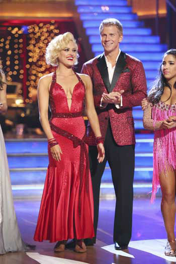 DANCING WITH THE STARS - &#34;Episode 1601&#34; -- &#34;Dancing with the Stars&#34; was back with an all-new cast of fresh faces hitting the dance floor. The competition began with the two-hour Season 16 premiere, live, MONDAY, MARCH 18 &#40;8:00-10:01 p.m., ET&#41; on the ABC Television Network.   &#40;ABC&#47;Adam Taylor&#41; PETA MURGATROYD, SEAN LOWE, ALEXANDRA RAISMAN <span class=meta>(Photo&#47;Adam Taylor)</span>