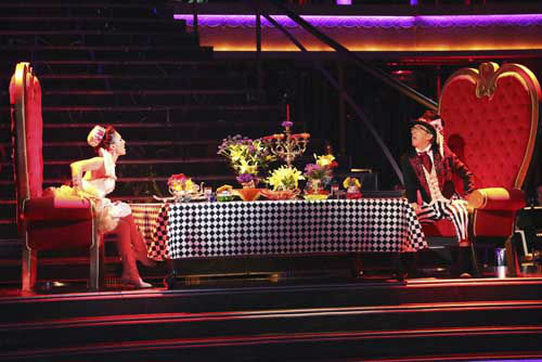 "<div class=""meta image-caption""><div class=""origin-logo origin-image ""><span></span></div><span class=""caption-text"">DANCING WITH THE STARS - ""Episode 1602"" - The competition heats up on ""Dancing with the Stars"" as the celebrities take on new dance routines and fight for survival, MONDAY, MARCH 25 (8:00-10:02 p.m., ET). The couples will be performing a Jive, Quickstep or Jazz routine. (ABC/Adam Taylor) SHARNA BURGESS, ANDY DICK (Photo/Adam Taylor)</span></div>"
