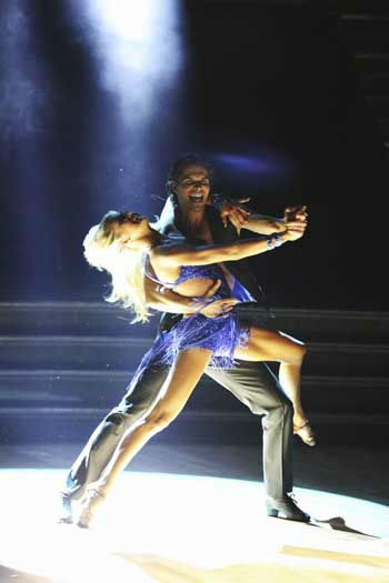 "<div class=""meta image-caption""><div class=""origin-logo origin-image ""><span></span></div><span class=""caption-text"">DANCING WITH THE STARS THE RESULTS SHOW - ""Episode 1602A"" - On TUESDAY, MARCH 26, one couple will face the first nail biting elimination on the season premiere of ""Dancing with the Stars the Results Show"" (9:00-10:01 p.m., ET). The show will feature a musical performance by signer Josh Groban, who is set to perform his current single, ""Brave,"" with an 18-piece band accompanied by ""Dancing with the Stars"" alumni Chelsie Hightower and Dmitry Chaplin. Adding to the excitement, acclaimed Swedish duo Icona Pop will perform their hit song, ""I Love It."" The results show will feature a spectacular opening performance by this season's pros and Troupe dancers. (ABC/Adam Taylor) LINDSAY ARNOLD, GLEB SAVCHENKO (Photo/Adam Taylor)</span></div>"