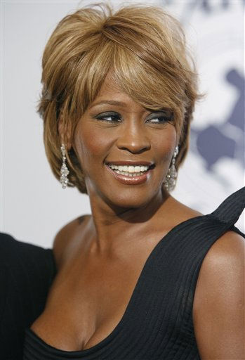 File- In this Oct. 28, 2006, file photo, musician Whitney Houston arrives at the 17th Carousel of Hope Ball benefiting the Barbara Davis Center for Childhood Diabetes in Beverly Hills, Calif. Houston died Saturday, Feb. 11, 2012, she was 48. &#40;AP Photo&#47;Matt Sayles&#41; <span class=meta>(AP Photo&#47; MATT SAYLES)</span>