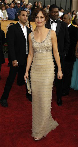 Mary Lynn Rajskub arrives at the 13th Annual Screen Actors Guild Awards on Sunday, Jan. 28, 2007, in Los Angeles. <span class=meta>(AP Photo&#47; Chris Pizzello)</span>