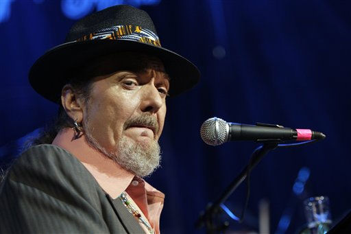 "<div class=""meta ""><span class=""caption-text "">U.S. blues singer Dr. John performs on stage during the 41th Montreux Jazz Festival at the Stravinski hall in Montreux, Switzerland, Friday July 20, 2007.  (AP Photo/ MARTIAL TREZZINI)</span></div>"