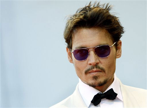 People&#39;s Sexiest Man Alive 2003, 2009: Johnny Depp. U.S. actor Johnny Depp arrives for the award ceremony, where U.S. director Tim Burton was presented with the Golden Lion for his lifetime achievements, at the 64th Venice Film Festival, in Venice, Italy, Wednesday, Sept. 5, 2007.  NOTE: Depp has won the award twice. <span class=meta>(AP Photo&#47; Andrew Medichini)</span>