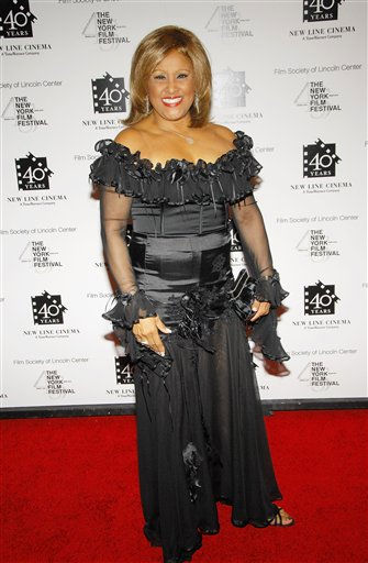 Singer Darlene Love attends the New Line Cinema 40th Anniversary Gala to benefit The Film Society of Lincoln Center, Friday, Oct. 5, 2007 in New York. <span class=meta>(&#40;AP Photo&#47;Evan Agostini&#41;)</span>