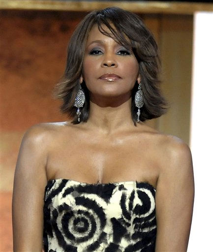 "<div class=""meta image-caption""><div class=""origin-logo origin-image ""><span></span></div><span class=""caption-text"">FILE - This Jan. 17, 2009 file photo shows singer Whitney Houston at the BET Honors in the Warner Theatre in Washington.  Houston died Saturday, Feb. 11, 2012, she was 48.  (AP Photo/Evan Agostini, File) (AP Photo/ Evan Agostini)</span></div>"