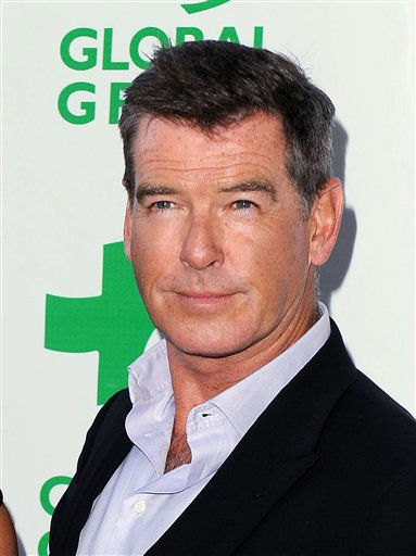 People&#39;s Sexiest Man Alive 2001: Pierce Brosnan. Actor Pierce Brosnan in an undated photo. <span class=meta>(AP Photo)</span>