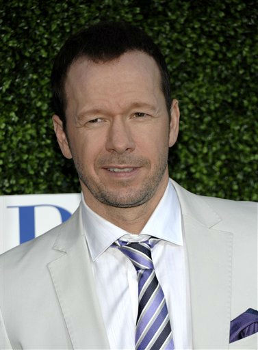 "<div class=""meta image-caption""><div class=""origin-logo origin-image ""><span></span></div><span class=""caption-text"">In this July 28, 2010 file photo, actor Donnie Wahlberg arrives at the CBS CW Showtime press tour party in Beverly Hills, Calif. Wahlberg is one of the celebrities rumored to in the cast of season 13 of 'Dancing with the Stars' which premieres September 19 at 7pm on ABC13. (AP Photo/ Dan Steinberg)</span></div>"