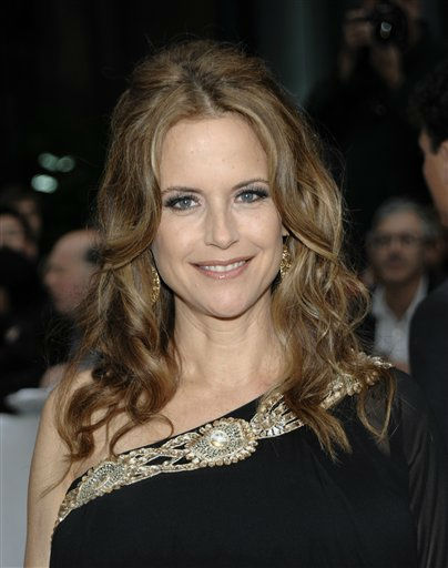 Actress Kelly Preston arrives at the premiere of the feature film &#34;Casino Jack&#34; during the Toronto International Film Festival in Toronto on Thursday, Sept. 16, 2010. Preston is one of the celebrities rumored to in the cast of season 13 of &#39;Dancing with the Stars&#39; which premieres September 19 at 7pm on ABC13. <span class=meta>(AP Photo&#47; Dan Steinberg)</span>
