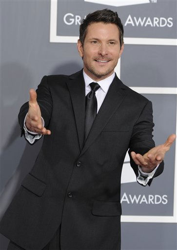 Ty Herndon arrives at the 53rd annual Grammy Awards on Sunday, Feb. 13, 2011, in Los Angeles. &#40;AP Photo&#47;Chris Pizzello&#41; <span class=meta>(AP Photo&#47; Chris Pizzello)</span>