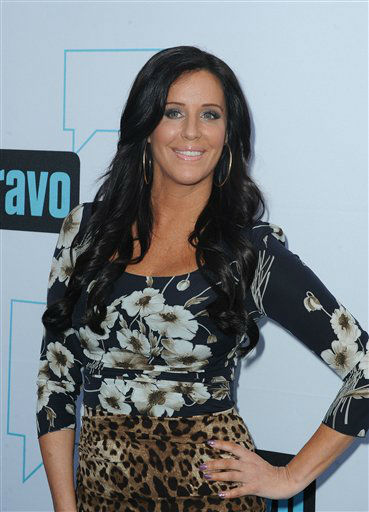 "<div class=""meta image-caption""><div class=""origin-logo origin-image ""><span></span></div><span class=""caption-text"">Patti Stanger arrives at the Bravo Media's 2011 upfront presentation at The Roosevelt Hotel on Wednesday, March 30, 2011 in Los Angeles, Calif. She is one of the celebrities rumored to be dancing on the 14th season of 'Dancing with the Stars' on ABC. The official cast will be revealed on February 28 on ABC.</span></div>"