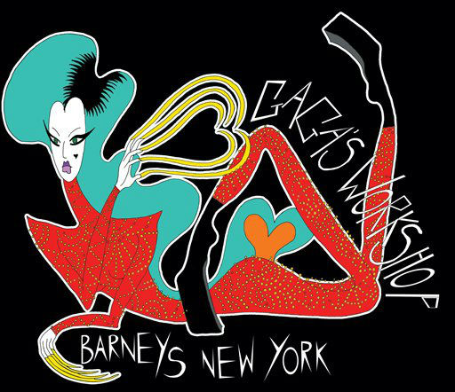 In this image released by Barneys New York, artwork is shown from the Barneys New York and Lady Gaga Holiday Campaign. The singer and her team are going to reinterpret Santa&#39;s workshop and put it on display at Barneys. She&#39;ll get an entire floor and take over the coveted windows starting in mid-November at the retailer&#39;s flagship Madison Avenue store, Mark Lee, Barneys CEO, announced Monday, Aug. 15, 2011. &#40;AP Photo&#47;PRNewsFoto, Barneys New York&#41; <span class=meta>(AP Photo&#47; Anonymous)</span>