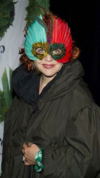 Renee Fleming attends Bette Midler&#39;s Hulaween gala benefit for the New York Restoration Project, in New York, Friday, Oct. 28, 2011. &#40;AP Photo&#47;Charles Sykes&#41; <span class=meta>(AP Photo&#47; Charles Sykes)</span>