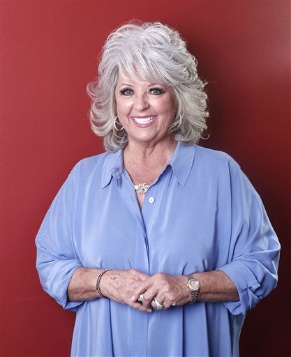 "<div class=""meta image-caption""><div class=""origin-logo origin-image ""><span></span></div><span class=""caption-text"">In this Tuesday, Jan. 17, 2012 photo, celebrity chef Paula Deen poses for a portrait in New York.  Deen recently announced that she has Type 2 diabetes. She is one of the celebrities rumored to be dancing on the 14th season of 'Dancing with the Stars' on ABC. The official cast will be revealed on February 28 on ABC. (AP Photo/ Carlo Allegri)</span></div>"