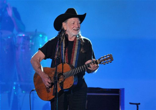 Willie Nelson performs at the 2012 CMT Music Awards on Wednesday, June 6, 2012 in Nashville, Tenn. &#40;Photo by John Shearer&#47;Invision&#47;AP&#41; <span class=meta>(Photo&#47;John Shearer)</span>
