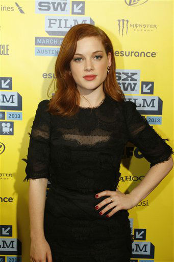 Actress Jane Levy attends the world premiere of &#34;Evil Dead&#34; on the opening night of the SXSW Film Festival, Friday, March 8, 2013, in Austin, Texas.   <span class=meta>(Photo&#47;Jack Plunkett)</span>