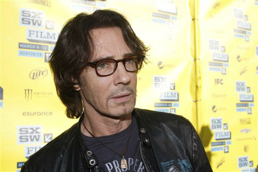 \Rick Springfield arrives at a screening of his movie &#34;Sound City&#34; during the SXSW Film and Music Festival, on Wednesday, March 13, 2013 in Austin, Texas.   <span class=meta>(Photo&#47;Jack Plunkett)</span>