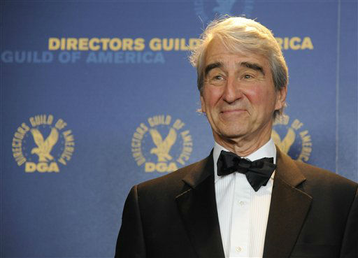 Sam Waterston poses backstage at the 65th Annual Directors Guild of America Awards at the Ray Dolby Ballroom on Saturday, Feb. 2, 2013, in Los Angeles. &#40;Photo by Chris Pizzello&#47;Invision&#47;AP&#41; <span class=meta>(Photo&#47;Chris Pizzello)</span>