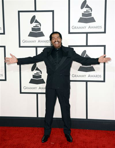 "<div class=""meta ""><span class=""caption-text "">Bobby Rush arrives at the 56th annual GRAMMY Awards at Staples Center on Sunday, Jan. 26, 2014, in Los Angeles.   (Photo/Jordan Strauss)</span></div>"