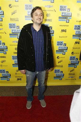 Harmony Korine arrives at the U.S. premiere of &#34;Spring Breakers&#34; at the SXSW Film Festival, on Sunday, March 10, 2013 in Austin, Texas.  <span class=meta>(Photo&#47;Jack Plunkett)</span>
