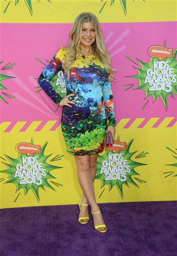"<div class=""meta image-caption""><div class=""origin-logo origin-image ""><span></span></div><span class=""caption-text"">Singer Fergie arrives at the 26th annual Nickelodeon's Kids' Choice Awards on Saturday, March 23, 2013, in Los Angeles. (Photo by Jordan Strauss/Invision/AP) (Photo/Jordan Strauss)</span></div>"