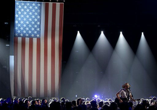 Jason Aldean performs at the 46th Annual Country Music Awards at the Bridgestone Arena on Thursday, Nov. 1, 2012, in Nashville, Tenn.   <span class=meta>(Photo&#47;Wade Payne)</span>