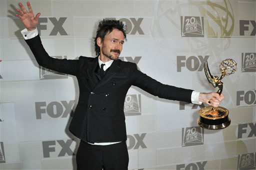 Jeremy Davies attends the Fox Emmy Nominee party at Soleto on Sunday, Sept. 23, 2012 in Los Angeles. &#40;Photo by Richard Shotwell&#47;Invision&#47;AP&#41; <span class=meta>(Photo&#47;Richard Shotwell)</span>