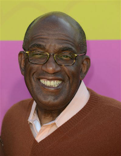 Al Roker arrives at the 26th annual Nickelodeon&#39;s Kids&#39; Choice Awards on Saturday, March 23, 2013, in Los Angeles.  <span class=meta>(AP photo)</span>