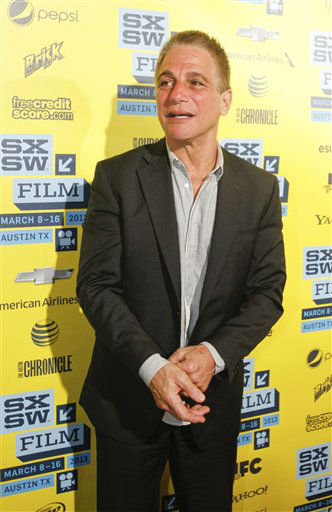 Tony Danza arrives at a screening of &#34;Don Jon&#39;s Addiction at the SXSW Film Festival, on Monday, March 11, 2013 in Austin, Texas. &#40;Photo by Jack Plunkett&#47;Invision&#47;AP Images&#41; <span class=meta>(Photo&#47;Jack Plunkett)</span>
