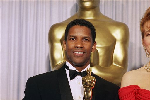 People&#39;s Sexiest Man Alive 1996: Denzel Washington. Actor Denzel Washington winner of academy award for Best Supporting Actor in 1990.  <span class=meta>(AP Photo&#47; Anonymous)</span>