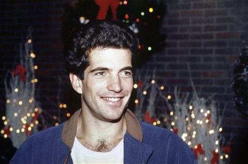 People&#39;s Sexiest Man Alive 1988: John F. Kennedy Jr. JFK Jr. in an undated photo. <span class=meta>(AP Photo&#47;GB)</span>