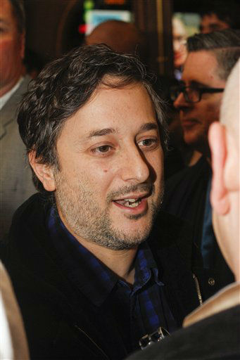 Director Harmony Korine arrives at the U.S. premiere of &#34;Spring Breakers&#34; at the SXSW Film Festival, on Sunday, March 10, 2013 in Austin, Texas.   <span class=meta>(Photo&#47;Jack Plunkett)</span>