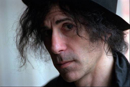 --FILE--Veteran rocker Peter Wolf poses after an interview at the Four Seasons Hotel in Boston, May 28, 1996. Wolf, formerly the lead singer with the J. Geils Band, whose hits included &#34;Freeze Frame,&#34; &#34;Musta Got Lost,&#34; and &#34;Sanctuary,&#34; has released a new album entitled &#34;Long Line&#34; on Reprise Records. <span class=meta>(AP Photo&#47; JAY MALONSON)</span>