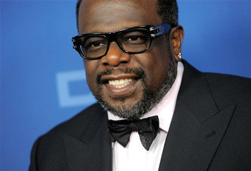 Cedric the Entertainer arrives at the 65th Annual Directors Guild of America Awards at the Ray Dolby Ballroom on Saturday, Feb. 2, 2013, in Los Angeles. (Photo by Chris Pizzello/Invision/AP)