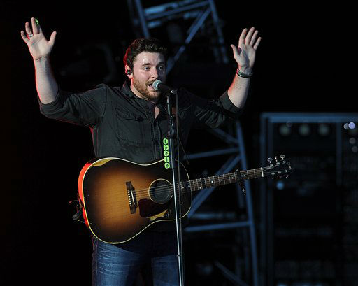 Chris Young performs during the Beat This Summer Tour at the Cruzan Amphitheater on June 21, 2013 in West Palm Beach, Florida. Chris Young performs at Rodeo Houston on Saturday, March 8, 2014. &#40;Photo by Jeff Daly&#47;Invision&#47;AP&#41; <span class=meta>(AP Photo)</span>