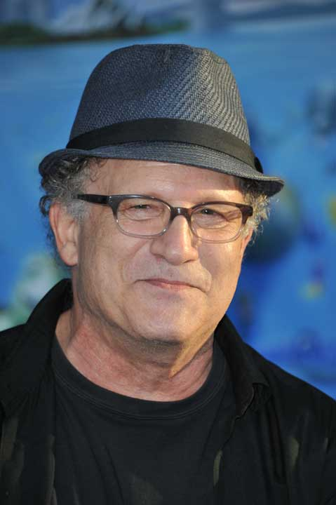 "Albert Brooks attends the premiere of ""Finding Nemo"" 3D at the El Capitan Theatre on Monday, Sept. 10, 2012, in Los Angeles. (Photo by Richard Shotwell/Invision/AP)"