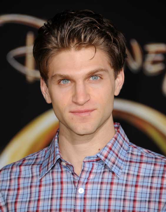"Keegan Allen arrives at the world premiere of ""Oz The Great and Powerful"" at the El Capitan Theatre on Wednesday, Feb. 13, 2013 in Los Angeles. (Photo by Jordan Strauss/Invision/AP)"