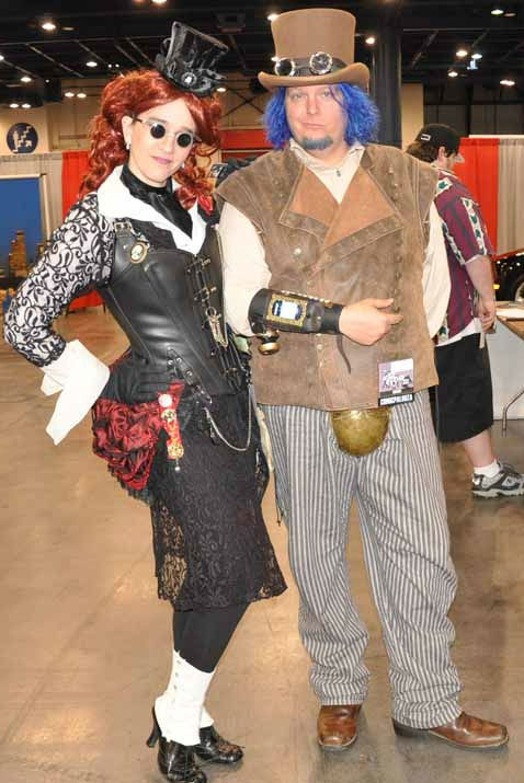 Comicpalooza is the biggest convention in Texas for gamers, comic book enthusiasts and anime lovers. Some people dress up as their favorite character and others shop for collectible figurines and comic books.     <span class=meta>(KTRK Photo&#47; Mena El-Sharkawi)</span>