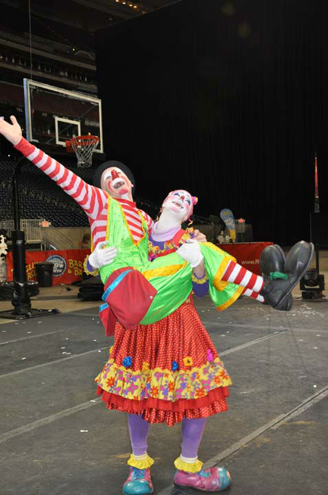 "<div class=""meta image-caption""><div class=""origin-logo origin-image ""><span></span></div><span class=""caption-text"">Ringling Bros. and Barnum & Bailey held a once-in-a-lifetime opportunity at Reliant Wednesday, July 25, 2012, for aspiring clowns to audition to become part of the World Famous circus. (KTRK Photo)</span></div>"