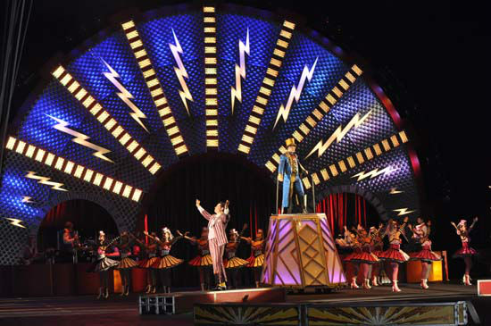 Images from the Ringling Bros. and Barnum &amp; Bailey&reg; as they present an all-new show -- Fully Charged at Reliant Stadium <span class=meta>(KTRK Photo&#47; Blanca Beltran)</span>
