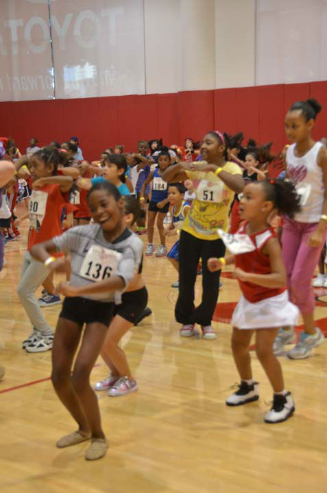 "<div class=""meta ""><span class=""caption-text "">The Rockets organization held its auditions for the top Little Dippers  at Toyota Center, Saturday, July 28th.  These performers (boys and girls agest 6-14) will entertain fans during player introductions, timeouts and halftime. (KTRK Photo/ Blanca Beltran)</span></div>"