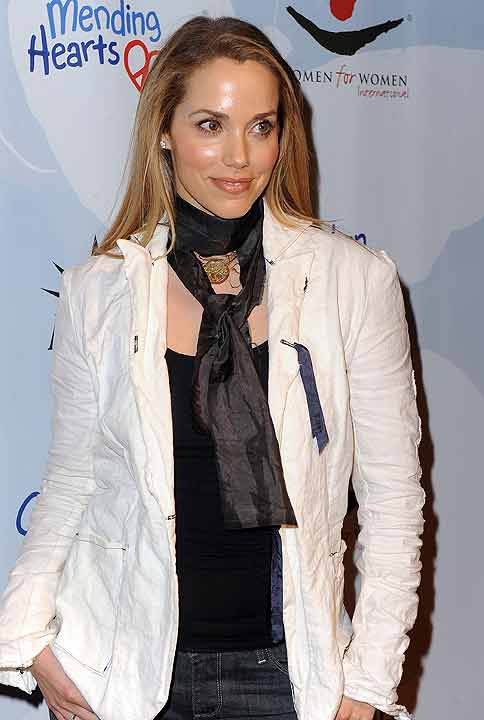 Elizabeth Berkley arrives at the Children Mending Hearts Peace Please Gala on Friday April 16, 2010, in Los Angeles.  Berkley is on the unofficial list of those expected to put on their dancing shoes this season. Watch the official announcement of the cast during &#34;Good Morning America&#34; on Wednesday.  Season 17 of &#34;Dancing with the Stars&#34; kicks off on Monday, September 16. <span class=meta>(&#40;AP Photo&#47;Katy Winn&#41;)</span>