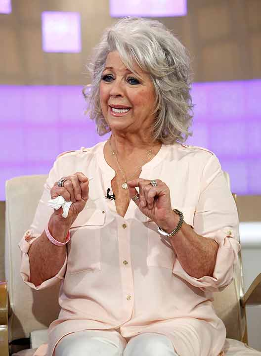 In this publicity image released by NBC, celebrity chef Paula Deen appears on NBC News&#39; &#34;Today&#34; show, on Wednesday, June 26, 2013 in New York.  The scandal-plagued chef is one of the names that comes up the most often, but there&#39;s no way yet to know if she will compete on &#34;Dancing with the Stars&#34; this fall.  Watch the official announcement of the cast during &#34;Good Morning America&#34; on Wednesday.  Season 17 of &#34;Dancing with the Stars&#34; kicks off on Monday, September 16. <span class=meta>(&#40;AP Photo&#47;NBC, Peter Kramer&#41;)</span>