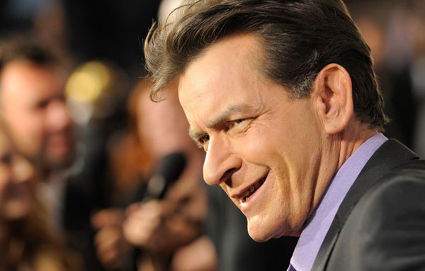 According to Forbes Magazine, actor Charlie Sheen made the list of highest paid TV actors by bringing in &#36;10 million. <span class=meta>(AP)</span>