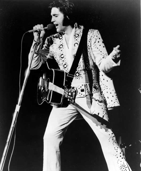 According to Forbes.com, Elvis Presley earned &#36;55 million the last 12 months  Singer&#47;Actor 	 Died:  August 16, 1977  Age: 42  Cause: Heart attack <span class=meta>(AP PHOTO)</span>