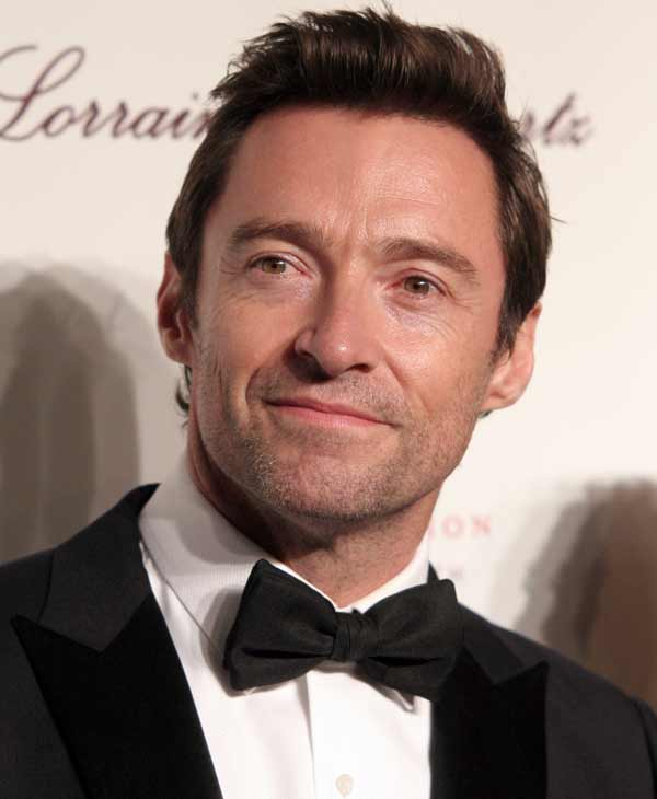 'Sexiest Man Alive' in 2008: Actor Hugh Jackman attends Angel Ball 2013 on Tuesday, Oct. 29, 2013 in New York. (Photo by Andy Kropa/Invision/AP)